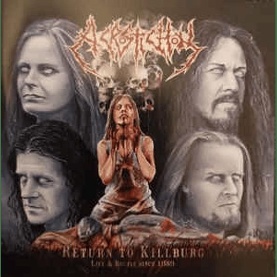 Acrostichon – Return to Killburg CD