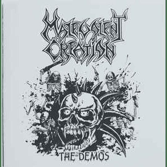 Malevolent Creation – The Demos 2CDS