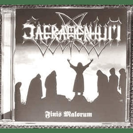 Sacramentum – Finis Malorum CD