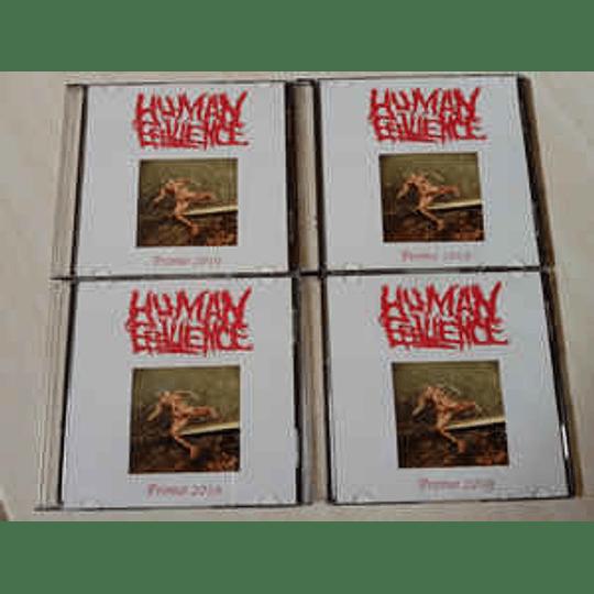 Human Effluence  – Promo 2019 MCDR