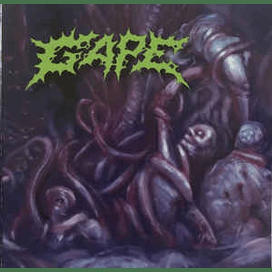 Gape – Gape CD