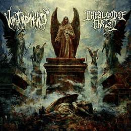 Vomit Remnants, Blood Of Christ  – Eastern Beast – Western Wolf CD