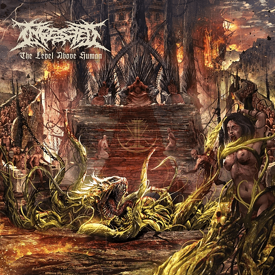 Ingested – The Level Above Human LP