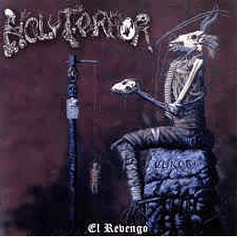 Holy Terror – El Revengo 2LPS