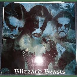 Immortal – Blizzard Beasts LP