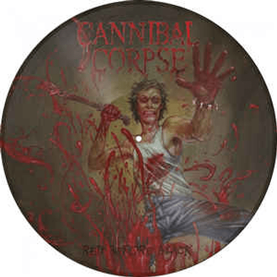 Cannibal Corpse – Red Before Black PICLP