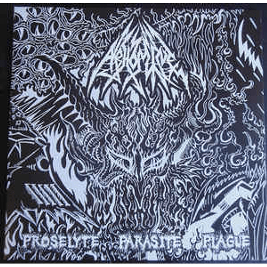 Abhomine – Proselyte Parasite Plague LP