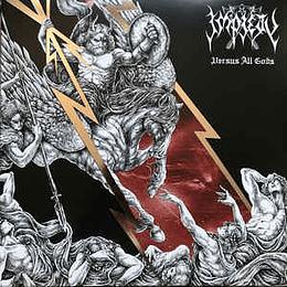 Impiety – Versus All Gods LP