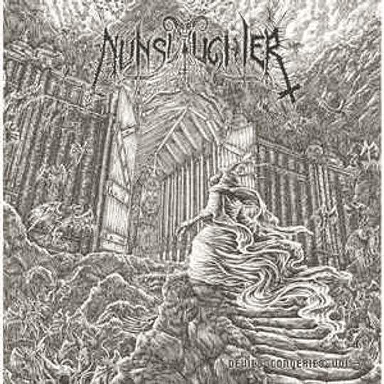 NunSlaughter – Devils Congeries Vol.3 2LPS