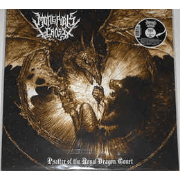 Mongrel's Cross – Psalter Of The Royal Dragon Court LP