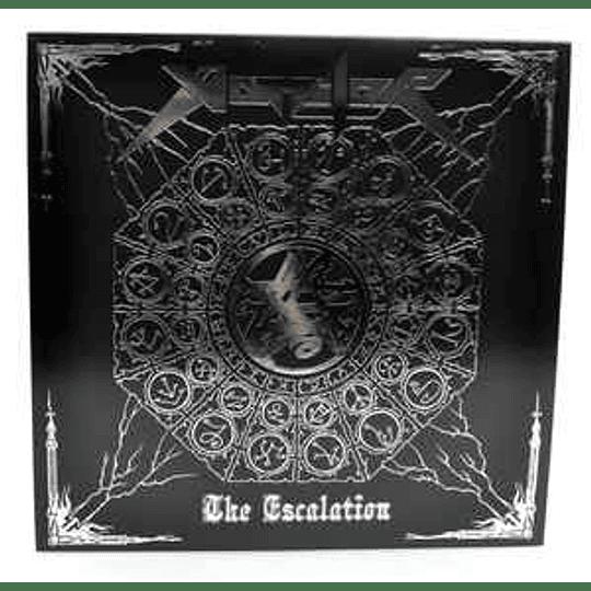 Vomitor – The Escalation LP