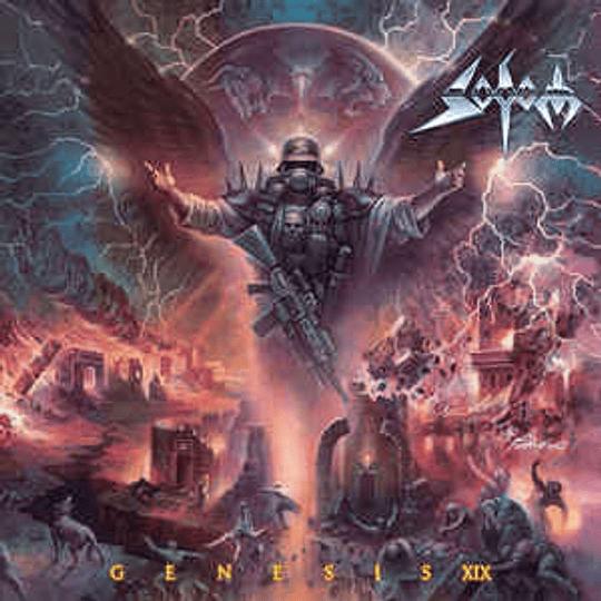 Sodom – Genesis XIX 2LPS