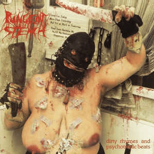 Pungent Stench – Dirty Rhymes And Psychotronic Beats LP
