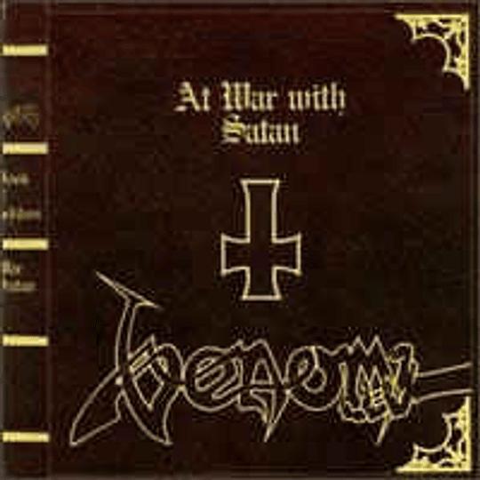 Venom  – At War With Satan 2LPS