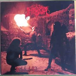 Immortal – Diabolical Fullmoon Mysticism LP