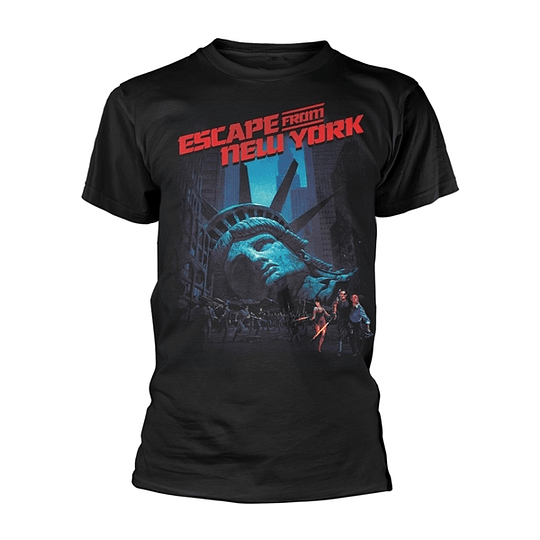 ESCAPE FROM NEW YORK-T-SHIRT M