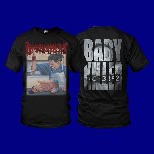 Devourment- Baby Killer T-shirt size S