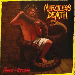 Merciless Death – Taken Beyond CD