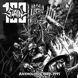 100 Slain – Anthology 1989-1991 CD