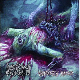 Cenotaph  – Voluptuously Minced CD