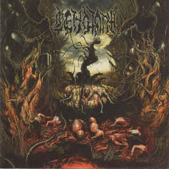 Cenotaph  – Putrescent Infectious Rabidity CD