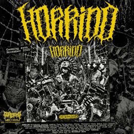 Horrido - Deshumanizados CD