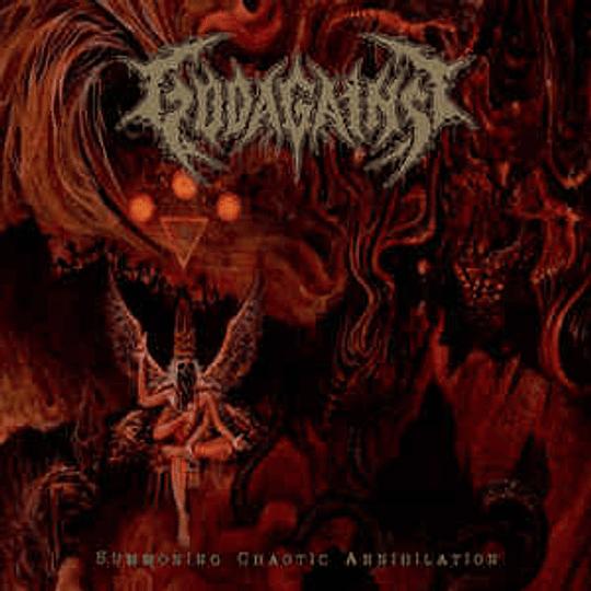 Godagainst – Summoning Chaotic Annihilation CDDIG