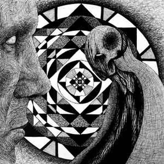 Triangle Face – Sentinels Of Pseudo-reality: Interpretations Of Maelstrom CD