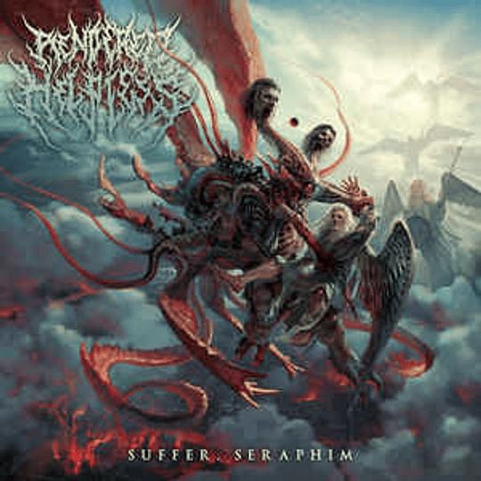 Rendered Helpless – Suffer, Seraphim CD