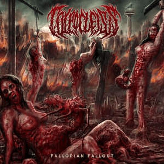 Colpocleisis – Fallopian Fallout CD