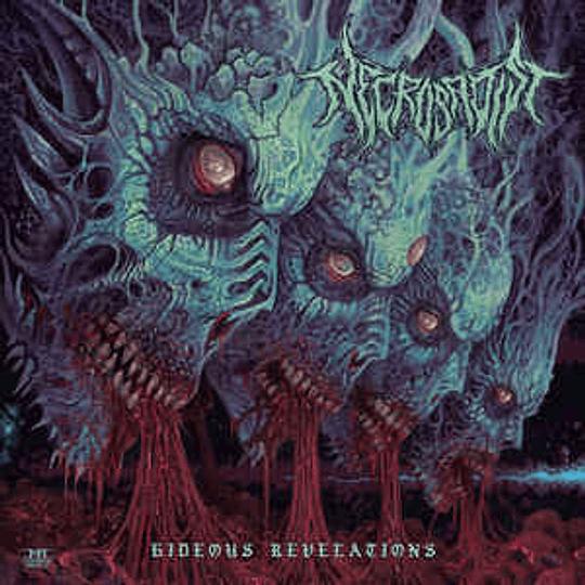 Necrosadist  – Hideous Revelations CD