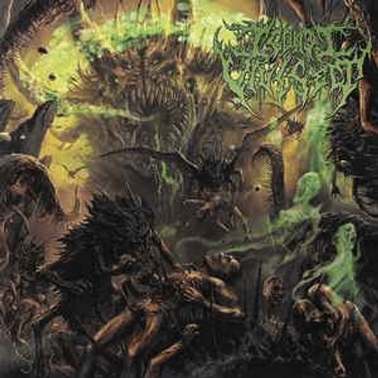 Iconic Vivisect – Monument of Depravity CD