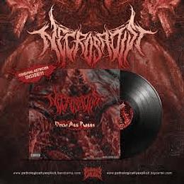 Necrosadist -Dead Ass...VINYL