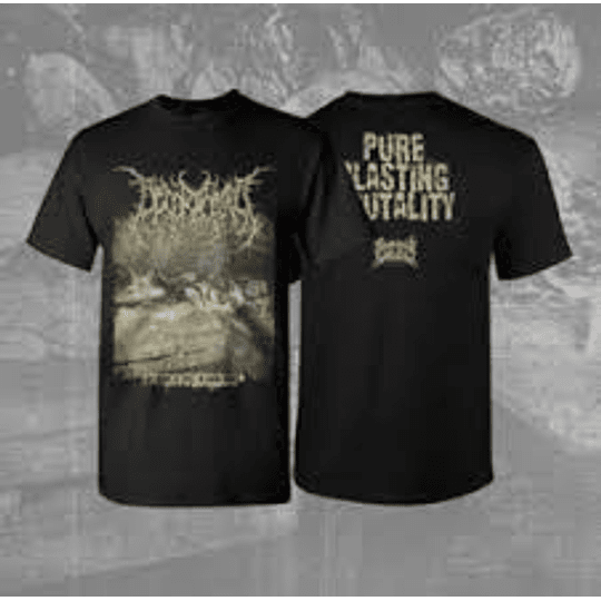 Decortication-My Knife Is Still...T-SHIRT SIZE M