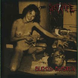 Meatknife – Blood Blister CD