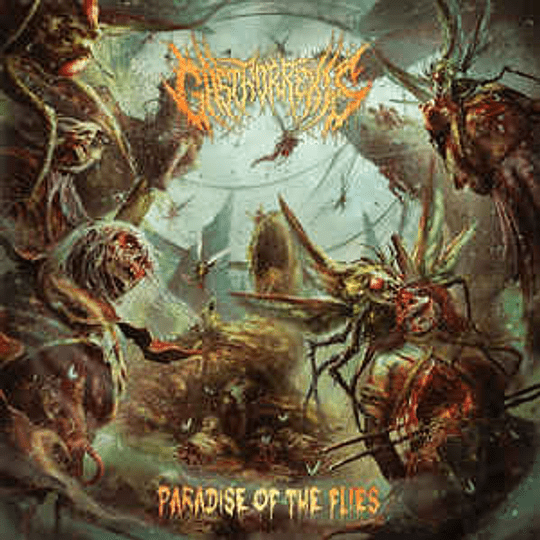 Gastrorrexis – Paradise Of The Flies CD