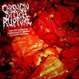 Capsaicin Stitch Rupture – Post CPS Ingestion Disastrous Processes In Digestive Tract CD
