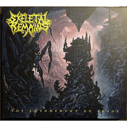 Skeletal Remains  – The Entombment Of Chaos CD