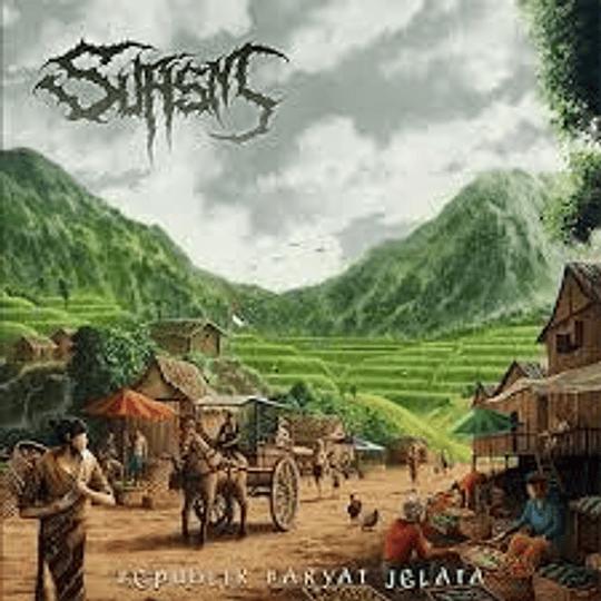 Sufism - Republik Rakyat Jelata CD