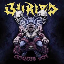 Buried  – Oculus Rot CD