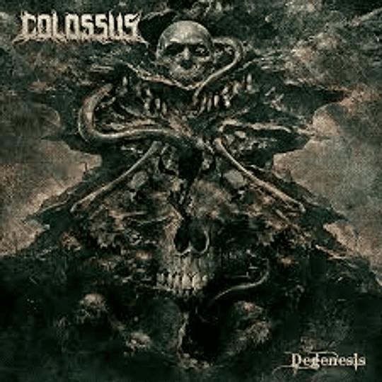 Colossus - Degenesis CD