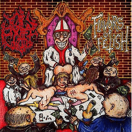 Holy Cost – Flavors Of Fetish CD