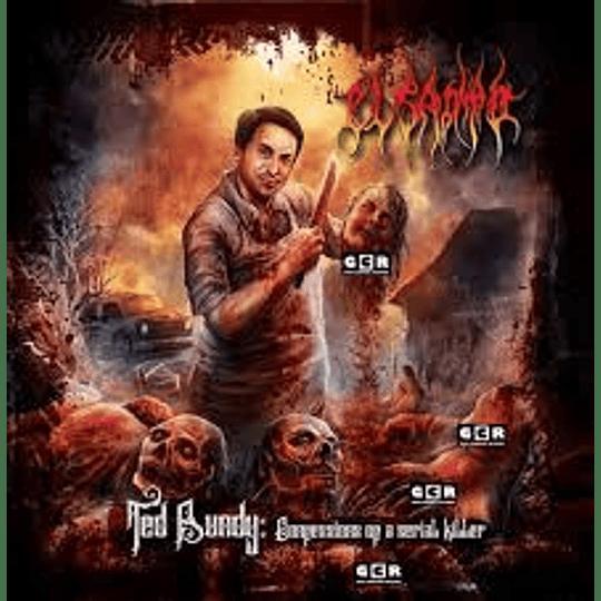 El Santo -Ted Bundy....CD