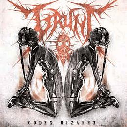 Grunt  – Codɘx Bizarrɘ CD