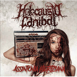 Holocausto caníbal - Assintonia hertziana CD