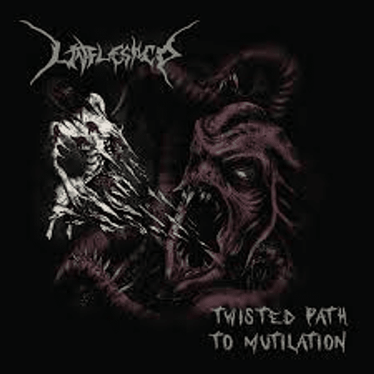 Unfleshed – Twisted Path To Mutilation CD