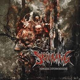 Skinning – Homicidal Experimentations CD