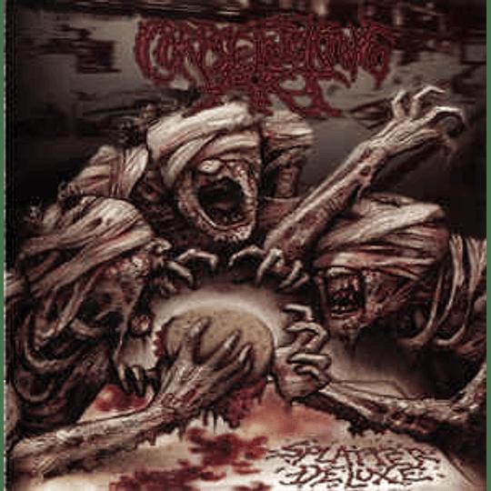 Corpsefucking Art – Splatter Deluxe CD