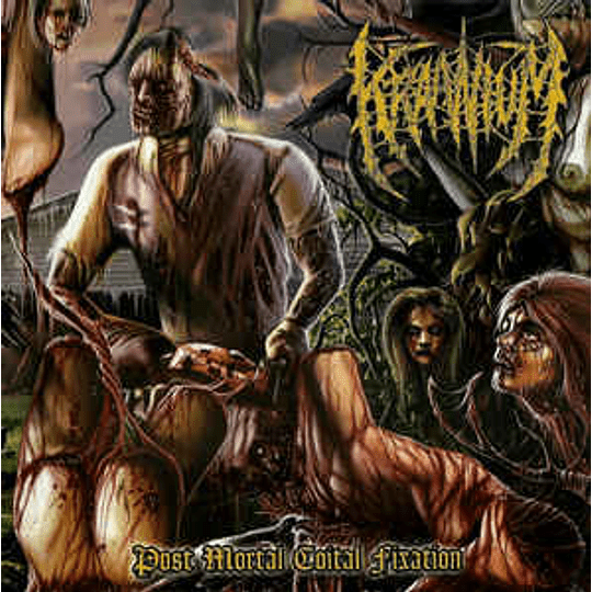 Kraanium – Post Mortal Coital Fixation CD