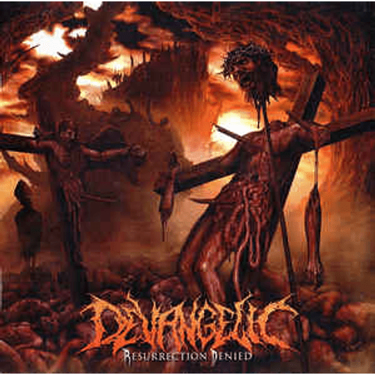 Devangelic – Resurrection Denied CD